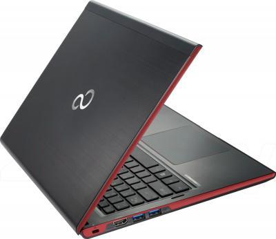 Ноутбук Fujitsu LIFEBOOK U554 (U5540M85A2RU) - вид сзади