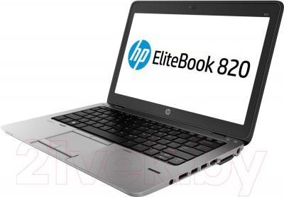 Ноутбук HP Elitebook 820 (H5G09EA) - вполоборота