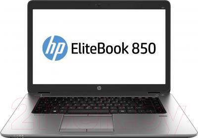 Ноутбук HP Elitebook 850 (F1P00EA) - фронтальный вид