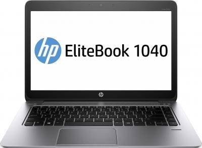 Ноутбук HP Elitebook 1040 (H5F64EA) - фронтальный вид