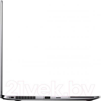 Ноутбук HP Elitebook 1040 (H5F61EA) - вид слева