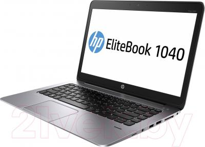 Ноутбук HP Elitebook 1040 (H5F61EA) - вполоборота