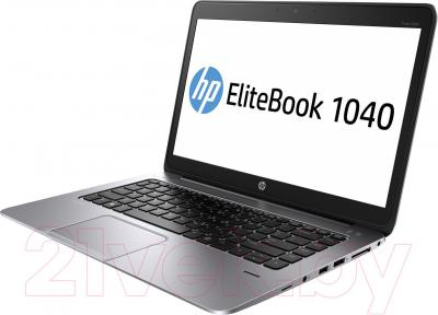 Ноутбук HP Elitebook 1040 (F1N10EA) - общий вид