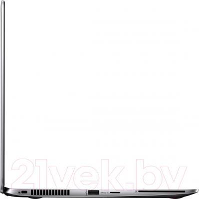 Ноутбук HP Elitebook 1040 (F1N10EA) - вид бсоку