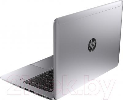 Ноутбук HP Elitebook 1040 (F1N10EA) - вид сзади