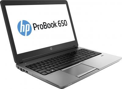 Ноутбук HP ProBook 650 (H5G76EA) - общий вид