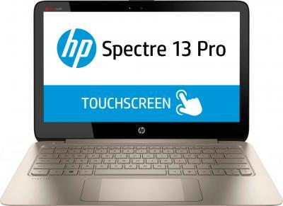 Ноутбук HP Spectre 13 (F1N52EA) - фронтальный вид