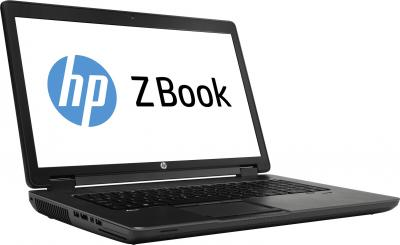 Ноутбук HP ZBook 17 Mobile Workstation (F0V46EA) - общий вид