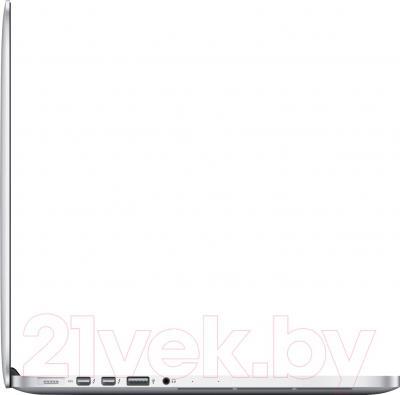 Ноутбук Apple MacBook Pro 13 (ME865RU/A) - вид сбоку