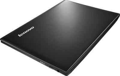 Ноутбук Lenovo IdeaPad G505 (59376401) - крышка