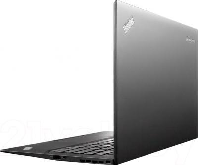 Ноутбук Lenovo ThinkPad X1 Carbon (20A7004FRT) - вид сзади