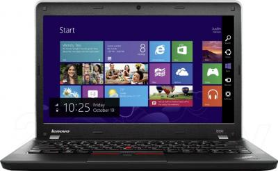Ноутбук Lenovo ThinkPad Edge E330 (33542J2) - фронтальный вид