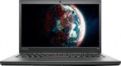Ноутбук Lenovo ThinkPad T440s (20AQ004RRT) - фронтальный вид