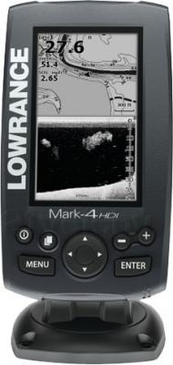 Эхолот-картплоттер Lowrance MARK-4 HDI - общий вид