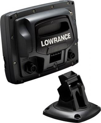 Эхолот Lowrance Mark 5x Pro - вид сзади