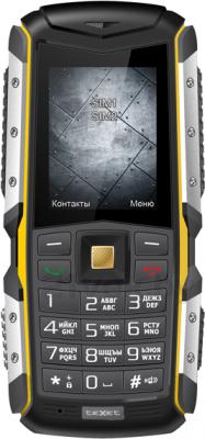 Мобильный телефон TeXet TM-511R - общий вид