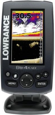Эхолот Lowrance ELITE-4x HDI - общий вид