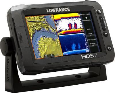 Эхолот Lowrance НDS-7 GEN2 Touch - общий вид