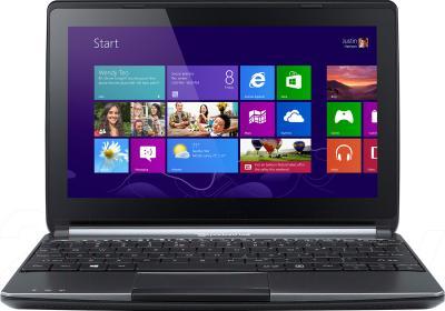 Ноутбук Packard Bell EasyNote ME69BMP-28062G32nii (NX.C3BER.002) - фронтальный вид