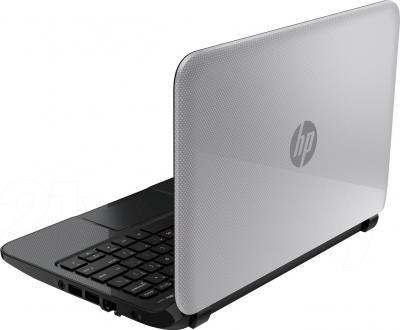 Ноутбук HP Pavilion TouchSmart 10-e010sr (F5B61EA) - вид сзади