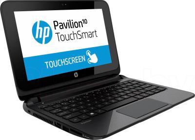 Ноутбук HP Pavilion TouchSmart 10-e010sr (F5B61EA) - общий вид