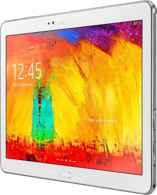 Планшет Samsung Galaxy Note 10.1 2014 Edition 16GB 3G White (SM-P601) - вполоборота