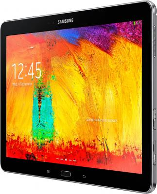 Планшет Samsung Galaxy Note 10.1 2014 Edition 16GB 3G Jet Black (SM-P601) - вполоборота
