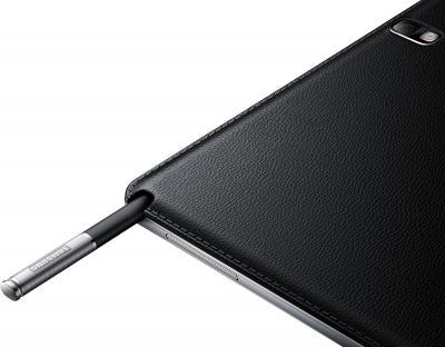 Планшет Samsung Galaxy Note 10.1 2014 Edition 16GB 3G Jet Black (SM-P601) - разъем для хранения стилуса