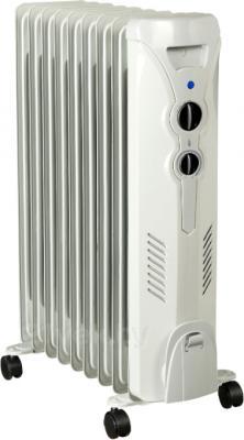 Масляный радиатор Timberk TOR 21.2009 DPX - общий вид