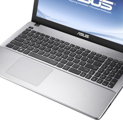 Ноутбук Asus X550LC-XO074H - клавиатура