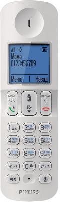 Беспроводной телефон Philips D4051W/51 - общий вид трубки
