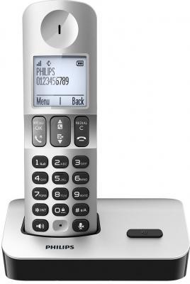 Беспроводной телефон Philips D5001S/51 - общий вид