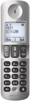 Беспроводной телефон Philips D5001S/51 - общий вид трубки