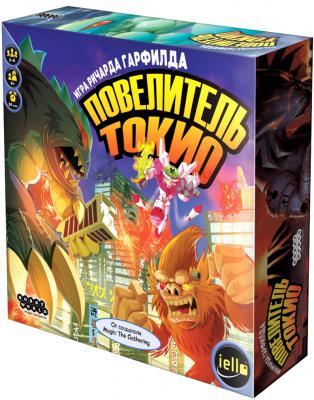 Настольная игра Мир Хобби Повелитель Токио / King of Tokyo - коробка