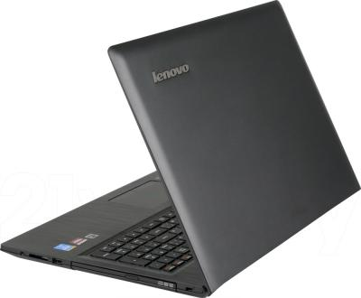 Ноутбук Lenovo IdeaPad G50-70 (59410871) - вид сзади