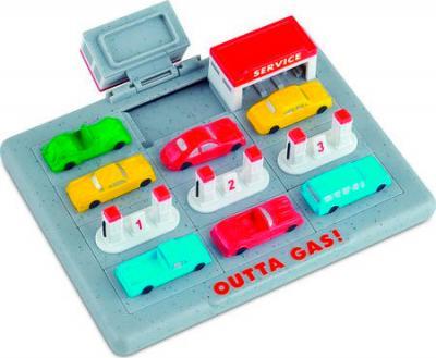 Настольная игра Popular Playthings Бензоколонка / Outta Gas - игровое поле