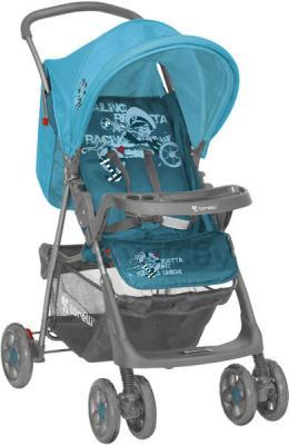 Детская прогулочная коляска Lorelli Star (Blue Captain) - общий вид