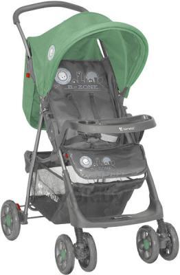 Детская прогулочная коляска Lorelli Star (Gray Green B-Zone) - общий вид