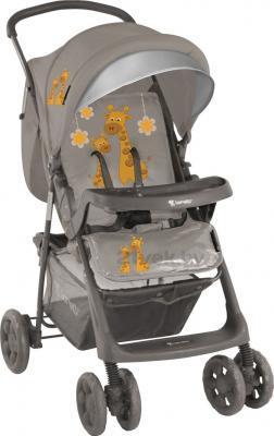 Детская прогулочная коляска Lorelli Star (Beige Graffes) - общий вид