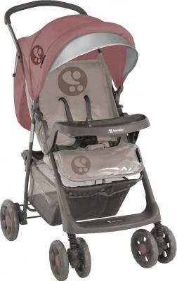 Детская прогулочная коляска Lorelli Star (Beige-Terracotta) - общий вид