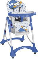 Стульчик для кормления Lorelli Elite Blue Baby Owls (10100141418) -