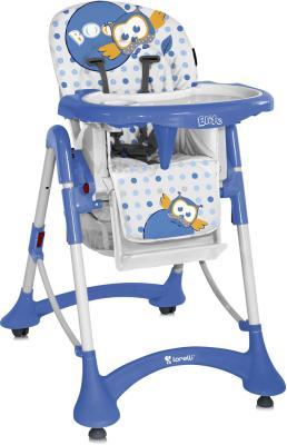 Стульчик для кормления Lorelli Elite Blue Baby Owls (10100141418) - общий вид
