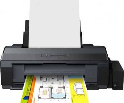 Принтер Epson L1300 - в работе