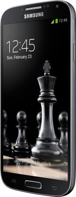 Смартфон Samsung I9505 Galaxy S4 (Black) - общий вид