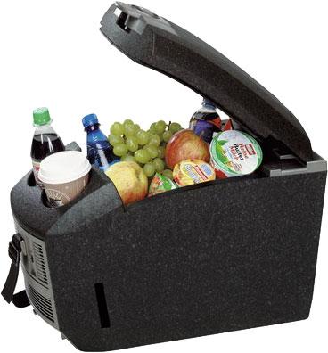Автохолодильник Ezetil E15 ABB - заполненный