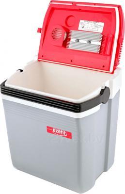Автохолодильник Ezetil E28 - с открытой крышкой