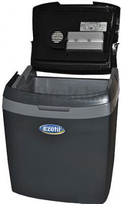Автохолодильник Ezetil E3000 - с открытой крышкой