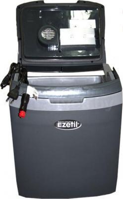 Автохолодильник Ezetil E3000 AES/LCD - с открытой крышкой