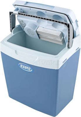 Автохолодильник Ezetil E26 - крепление крышки на ручке