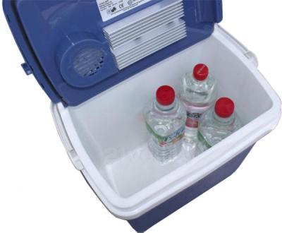 Автохолодильник Ezetil E25 - с открытой крышкой